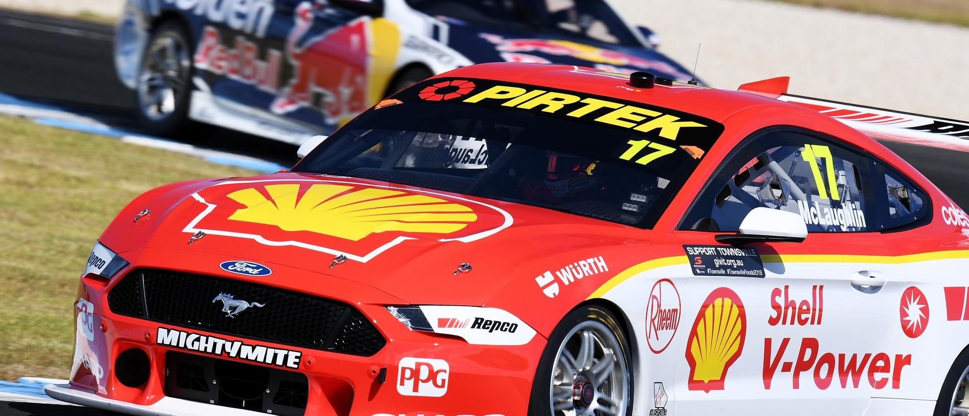 Supercars Season Test Day