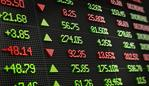 Stock exchange financial numbers rising and falling. Photo: istock