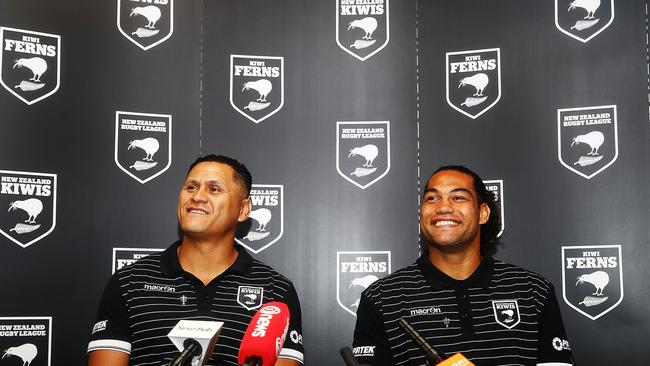 New Zealand coach David Kidwell announces new captain Adam Blair ahead of the Rugby League World Cup.