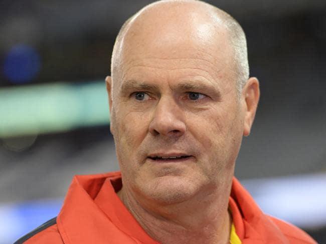 Axed Gold Coast Suns coach Rodney Eade.