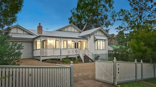 18 Mount Pleasant Rd, Eltham in the Nillumbik Shire made a profit with its $1.547 million sale in September, having fetched $328,000 in 2007, according to CoreLogic.