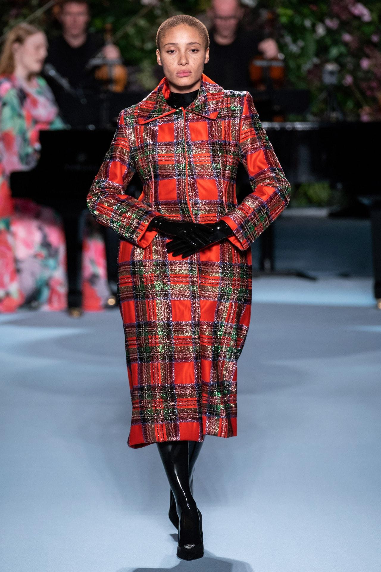 Richard Quinn ready-to-wear autumn/winter '19/'20