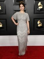 Lana Del Rey attends the 62nd Annual GRAMMY Awards. Image: Frazer Harrison/Getty Images