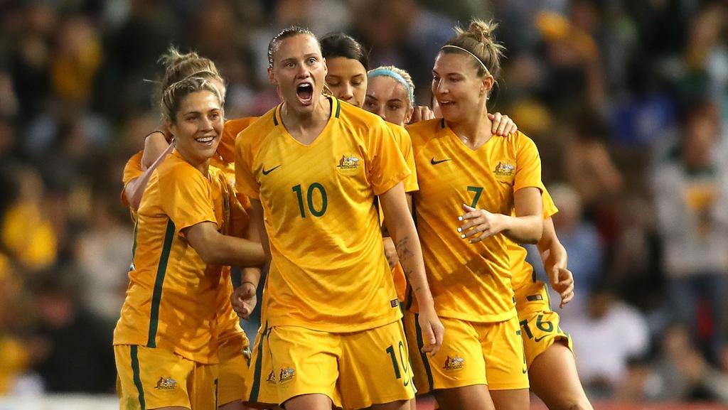 Matildas v Brazil result 3-2 Newcastle, their rise to ...
