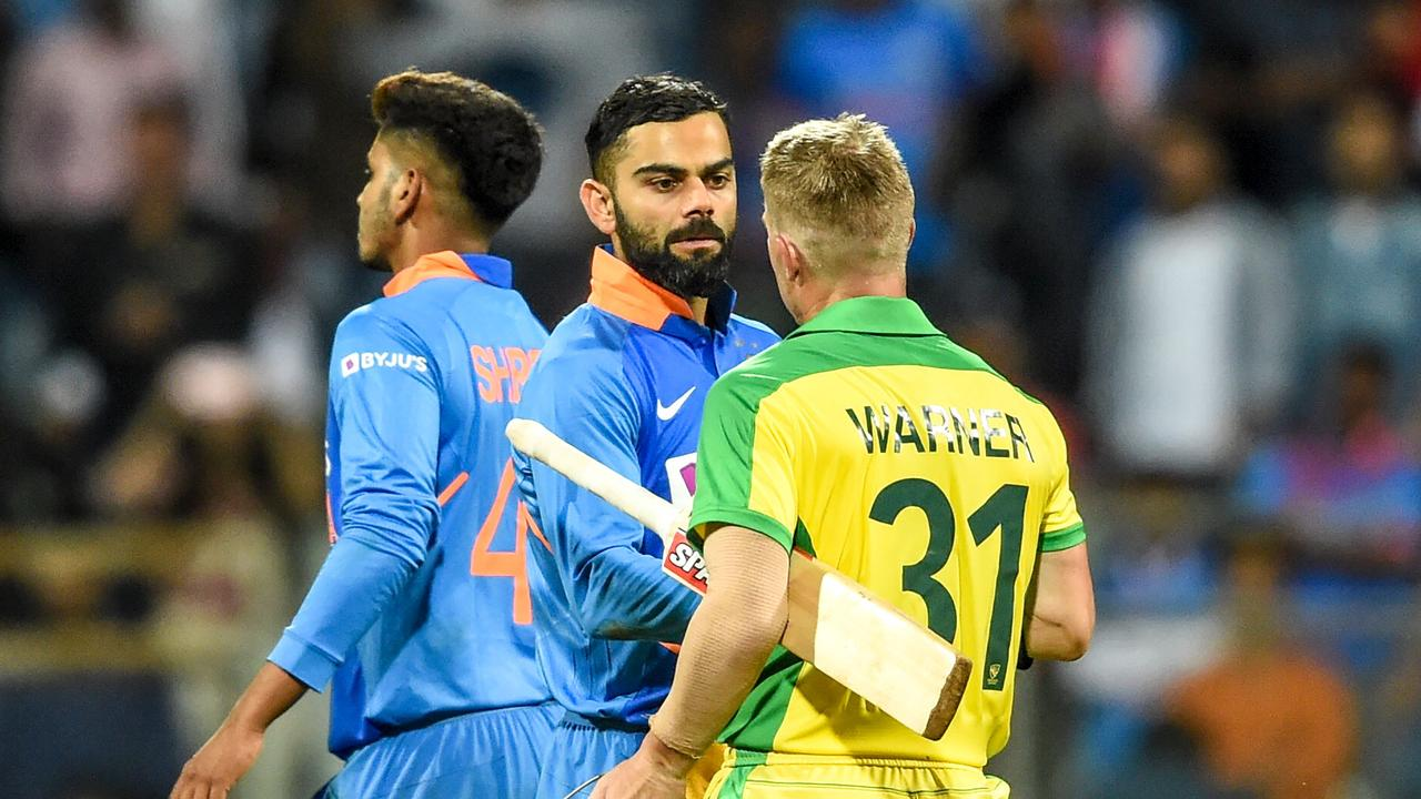 Australia smashed India by 10 wickets. Photo: Punit Paranjpe/AFP.