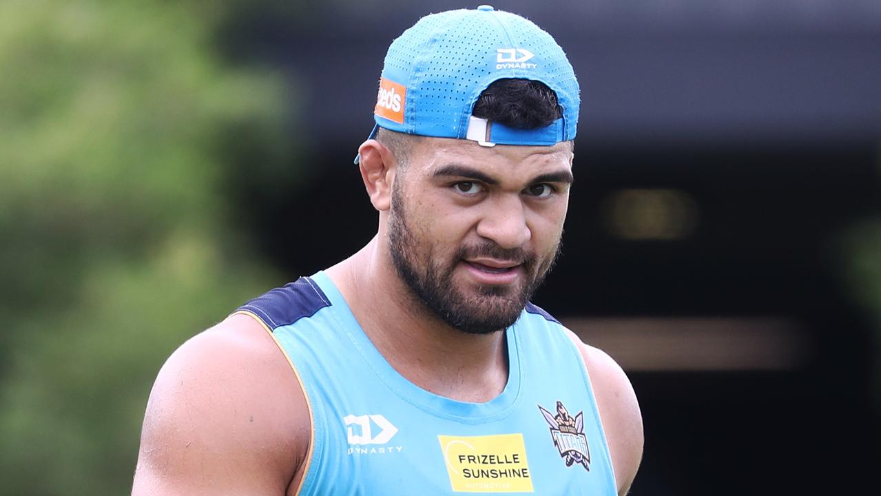 How David Fifita's bizarre wrong turn left him face-to-face with bat-wielding father: Jimmy Brings – Fox Sports