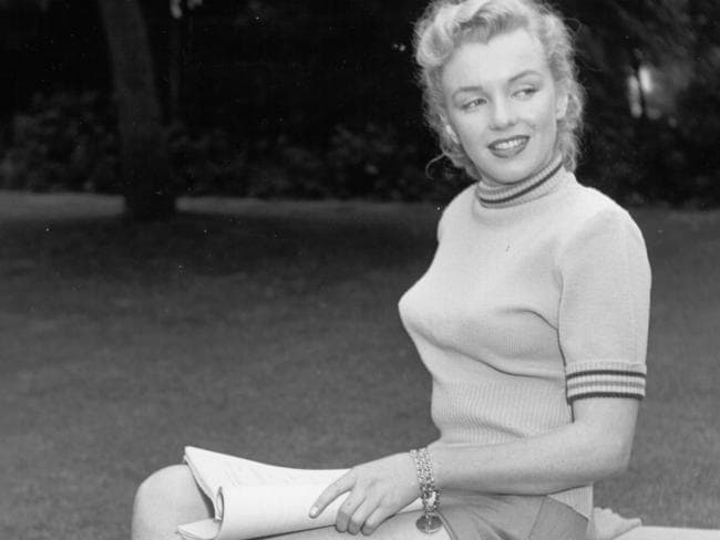 We could see Marilyn Monroe back on the big screen. Picture: Michael Ochs Archives/Getty Images