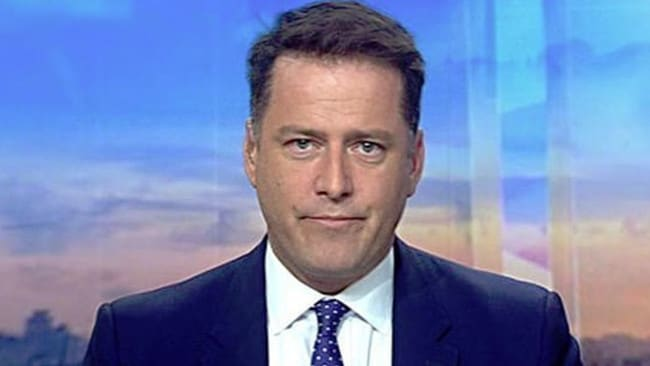 Karl Stefanovic has left the building. Many of the viewers appear to have gone with him.