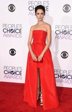 Rectify's Abigail Spencer attends the People's Choice Awards 2016. Picture: Jason Merritt/Getty Images/AFP