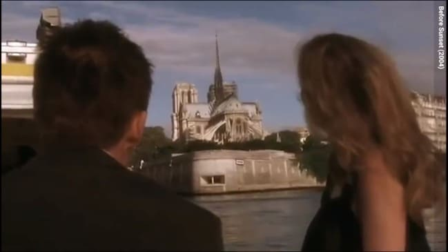 "Before Sunset: ""You have to think that Notre Dame will be gone one day"""