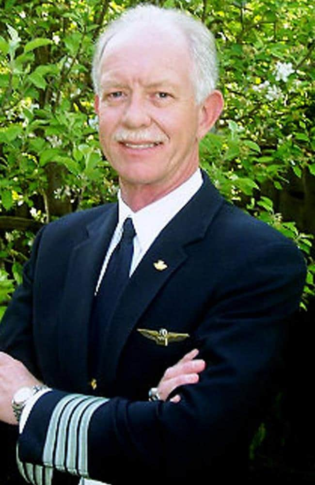 US Airways Captain Chesley 'Sully' Sullenberger.