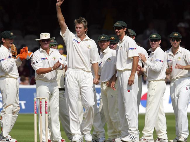 Were the Aussies their own worst enemy in 2005?