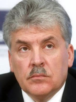 Pavel Grudinin will run for the Communist Party in the Russian elections. Picture: Supplied