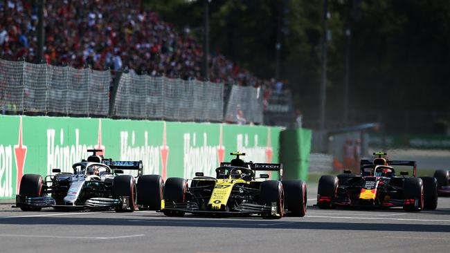 F1 2020 Drivers Prepare For Qualifying Nightmare At Italian Grand Prix Practice Results