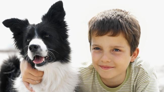 Healthy habits ... People who adopt a dog from the RSPCA will be studied to see if it makes a difference to their exercise regimes.