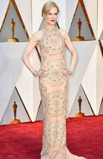 Best Actress nominee Nicole Kidman (Lion) attends the 89th Annual Academy Awards. Picture: Frazer Harrison/Getty Images