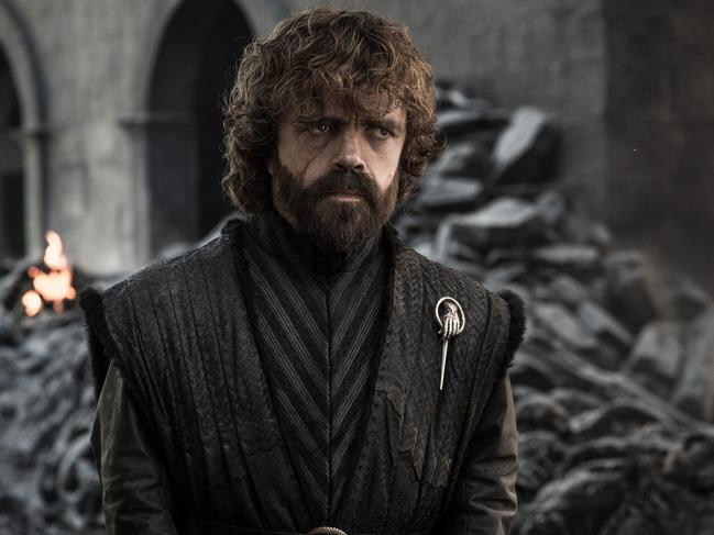 Peter Dinklage as Tyrion Lannister. Picture: HBO