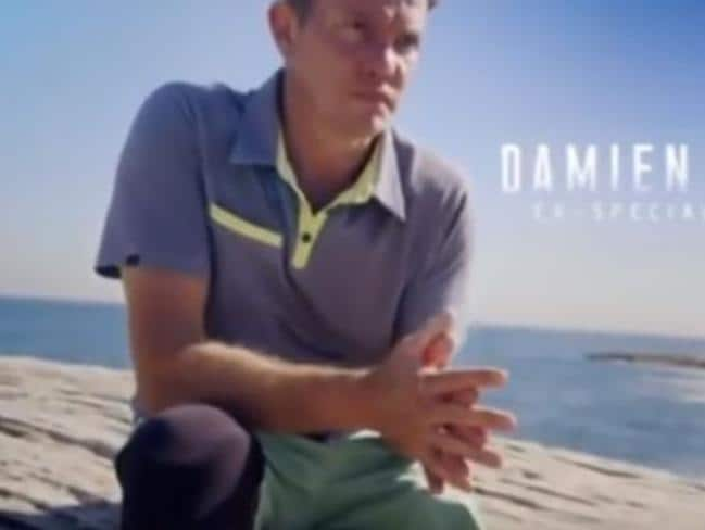 Aussie veteran Damien Thomlinson will appear on the new season of Australian Survivor.