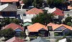 An aerial image shows houses located in the suburb of Matraville, in the New South Wales city of Sydney, Sunday, 17 February 2019. (AAP Image/Sam Mooy) NO ARCHIVING, EDITORIAL USE ONLY