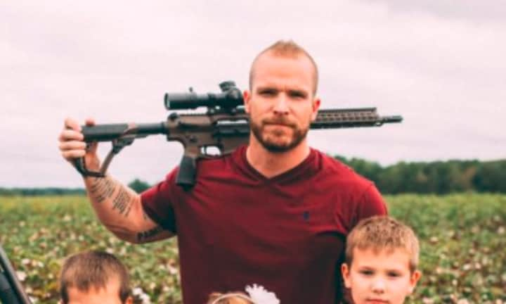 """""""Triggered"""" dad mocks Gillette campaign with family gun picture"""