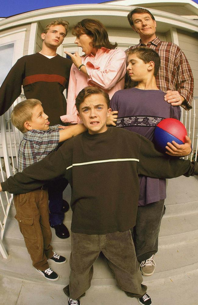 Malcolm In The Middle is Muniz's most recognisable role … But he doesn't remember it at all. Picture: Supplied.