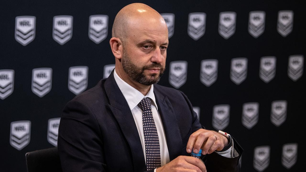 Todd Greenberg has a new gig. (AAP Image/James Gourley)