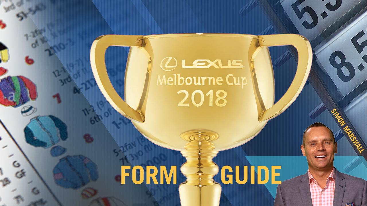 Melbourne Cup 2018: Simon Marshall's form guide.