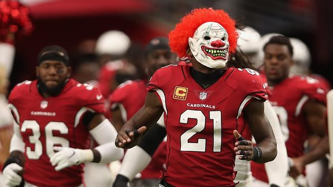 Cornerback Patrick Peterson #21 of the Arizona Cardinals. Picture: Getty Images