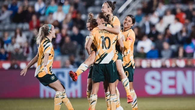 The Matildas. Image: Supplied