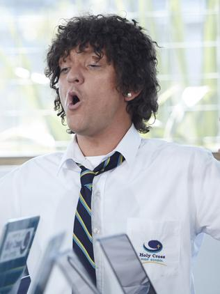 Lilley in Jonah From Tonga