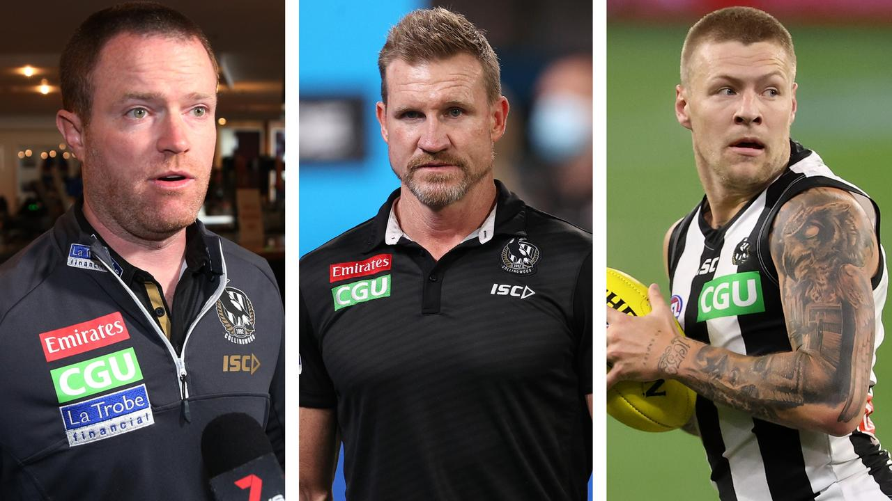 Collingwood is facing a difficult off-season that will be crucial for its immediate future.