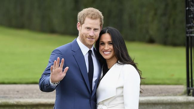 The royal wedding is expected to bring in a one-off £120 million ($A216 million) for Britain's retail sector.