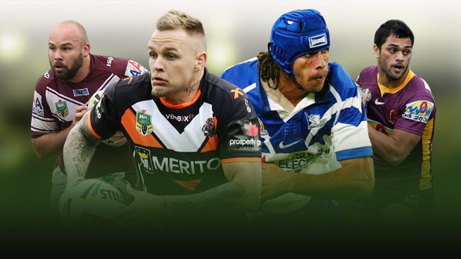 Blake Austin v Tigers, Glenn Stewart v Manly: the best ...