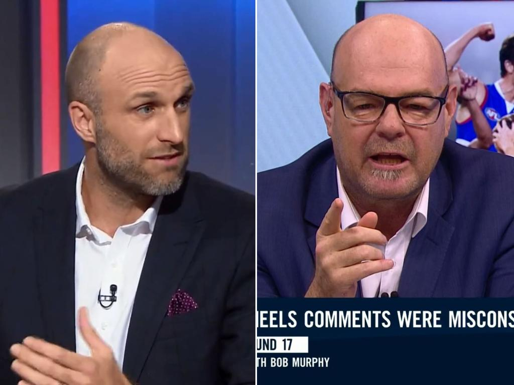 AFL 360 co-host Mark Robinson has responded to Chris Judd.