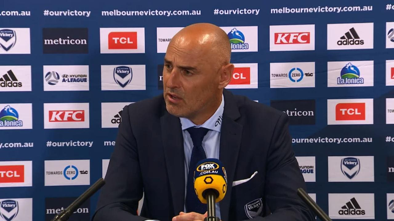 Kevin Muscat dismissed the claim as a 'lie.'