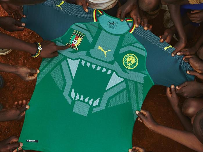 c7b259983 World Cup 2018 official kits: Spain, England, Socceroos, Germany, Brazil,  Argentina, every kit | Fox Sports