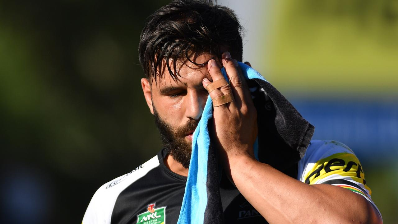 Penrith is hoping to retain Josh Mansour, whose reportedly also caught the eye of the Eels, Bulldogs and Tigers.