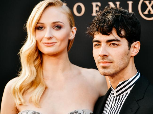 Sophie Turner and Joe Jonas. Picture: Matt Winkelmeyer/Getty Images.