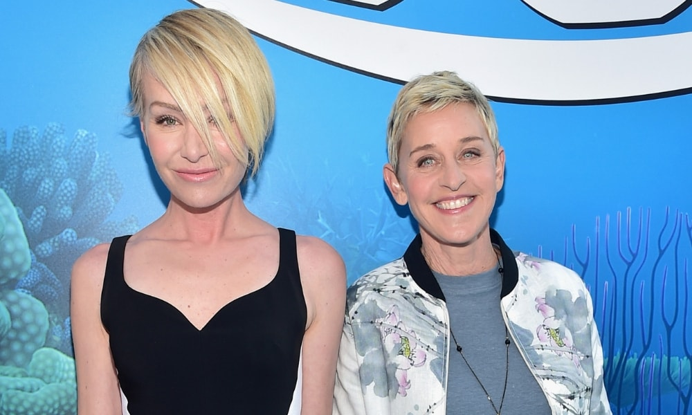 "<p><b>Ellen and Portia De Rossi</b></p>  <p>These two redefined what a typical Hollywood couple looked like. They went public with their relationship in 2004 making them one of the oldest surviving romances in Hollywood.</p>  <p>Previously, Ellen helped campaign marriage equality when she posted a photo of Portia with the caption, ""I appreciate my wife every day. I can't imagine calling her anything else."" </p>  <p>Coupled with the hashtags #WifeAppreciationDay #AustraliaMarriageEquality #VoteYes</p>  <p><i>Image: Getty </i></p>"