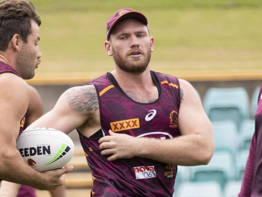 Brisbane Broncos training in Sydney after having to leave Brisbane  early due to Covid restrictions - Matt Lodge Picture Supplies