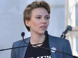 Scarlett Johansson has lent her support to feminist causes but has alienated some gender activists with her decision to play a transgender character. Picture: Chelsea Guglielmino/Getty ImagesSource:Getty Images