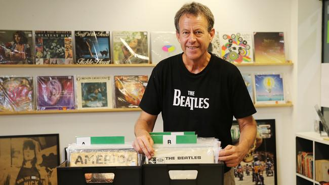 Cairns Gripped By Vinyl Nostalgia As City Mark Record