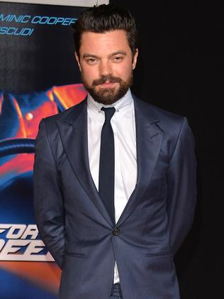 ... and Dominic Cooper as the King Pictures: Getty Images