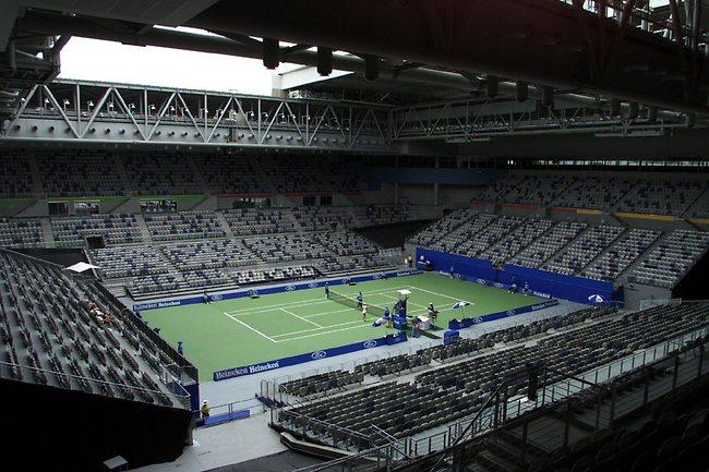 Looking Back At The Australian Open From Kooyong To Melbourne Park