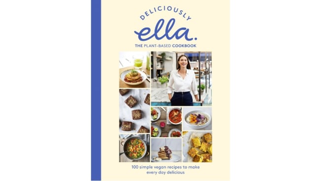 Deliciously Ella The Plant-Based Cookbook is available now. Image: Hachette.