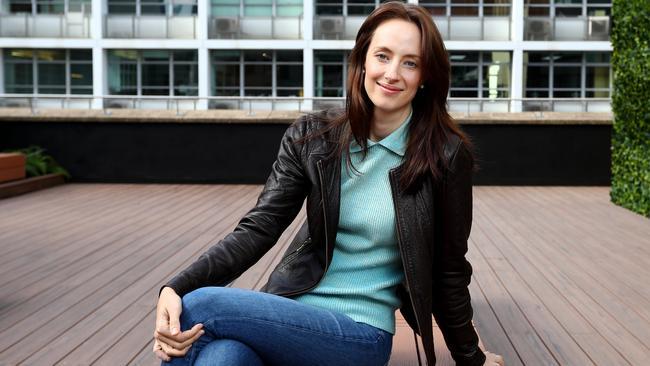 Quillette founder Claire Lehmann. Picture: Hollie Adams/The Australian
