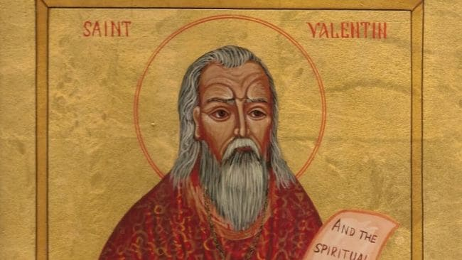 According to many reports, this is what Saint V looked like. Image: History.com