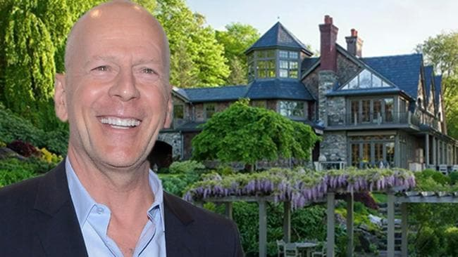 Buy hard - Bruce Willis buys another home