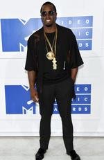 Sean Diddy Combs attends the 2016 MTV Video Music Awards at Madison Square Garden on August 28, 2016 in New York City. Jamie McCarthy/Getty Images/AFP