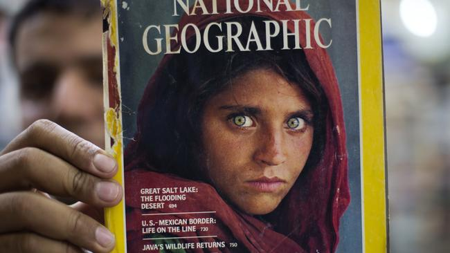 A court in Pakistan has dismissed a bail plea from National Geographic's famed green-eyed 'Afghan Girl'.
